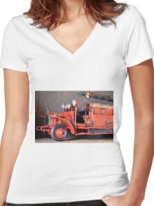 Childs Play Women's Fitted V-Neck T-Shirt