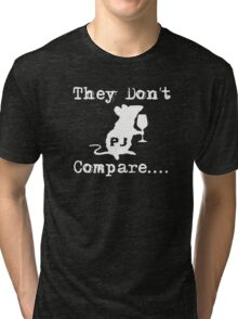 Rats - They Don't Compare Tri-blend T-Shirt