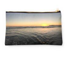 Ocean View Sunset Studio Pouch