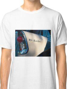 5080_Bel Air Wagon Tail Light Detail Classic T-Shirt