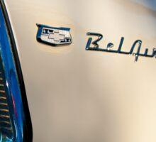 5080_Bel Air Wagon Tail Light Detail Sticker