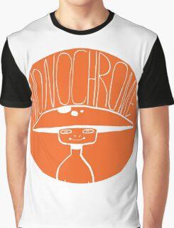 Monochrome Logo 1 Graphic T-Shirt