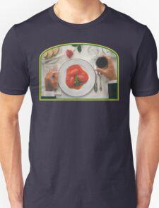Tomato Dinner Unisex T-Shirt