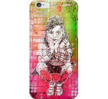 Banksy iPhone Case/Skin