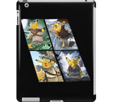 PikaDrake iPad Case/Skin