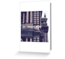 Jiggley Media (New!) Greeting Card