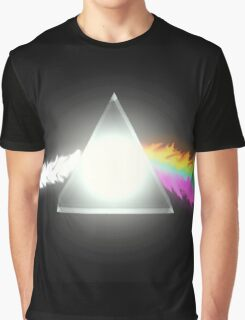 psychedelic dark side of the moon Graphic T-Shirt