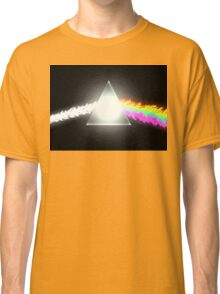 psychedelic dark side of the moon Classic T-Shirt