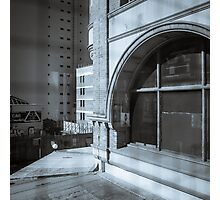 Reflections and Explorations in Fortitude Valley Photographic Print