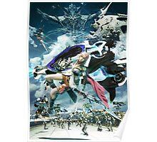 Final Fantasy XIII Wallpaper Poster