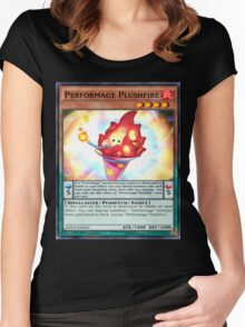 Performage Plushbroken Women's Fitted Scoop T-Shirt