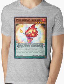 Performage Plushbroken Mens V-Neck T-Shirt