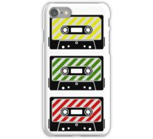 Reggae Cassette iPhone Case/Skin