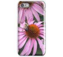 Bee on Echinacea iPhone Case/Skin