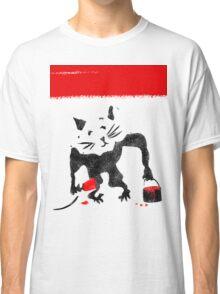 Rat Graffiti Classic T-Shirt