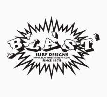 BLAST SURF DESIGNS LOGO by ALAN MCCRAY