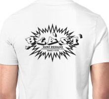 BLAST SURF DESIGNS LOGO Unisex T-Shirt