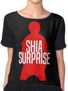 Shia Surprise Chiffon Top