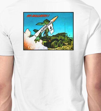 BLAST SURF DESIGNS BALLISTIC T Unisex T-Shirt