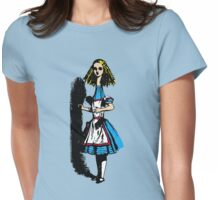 Long Tall Alice Womens Fitted T-Shirt