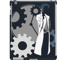Maker of time machine - steins gate anime iPad Case/Skin
