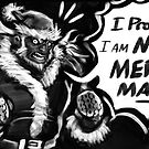 Ganondorf is not a Merry man by Figment Forms
