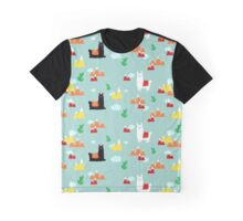 Lovely Llamas Graphic T-Shirt