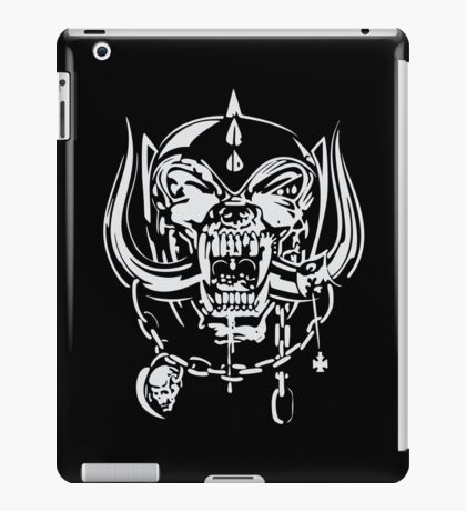 Snaggletooth iPad Case/Skin