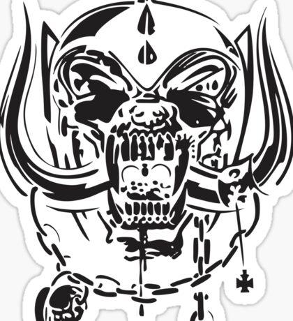 Snaggletooth Sticker