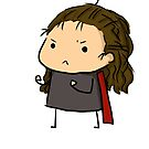 Heda will fight you. by Fiercezucchini
