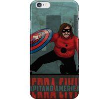 Capitano America - Guerra Civile  iPhone Case/Skin