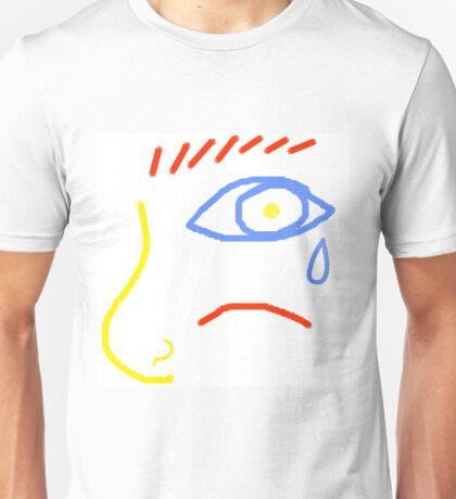Sad Eddy Unisex T-Shirt