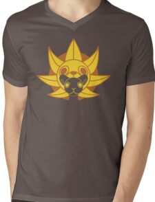 The Great Pirate ship - one piece anime Mens V-Neck T-Shirt