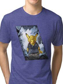 A PokeThief's End Tri-blend T-Shirt