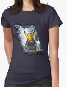 A PokeThief's End Womens Fitted T-Shirt