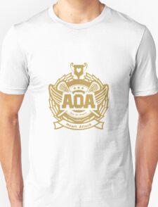 AOA Heart Attack Logo - Gold Version T-Shirt