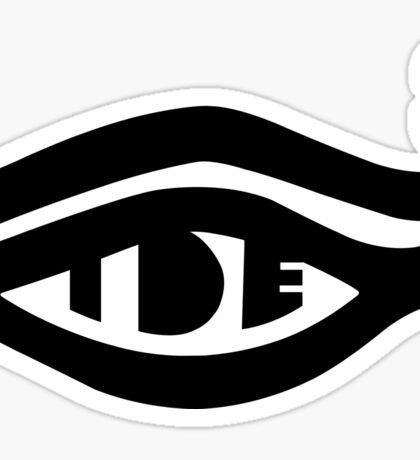 TDE Hiii Power Logo 3 Sticker