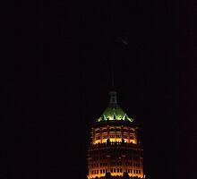 Tower Life Building by Luis Alberto Landa Ladrón de Guevara