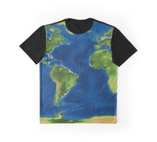 world realistic this time Graphic T-Shirt