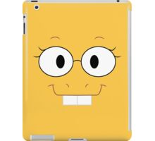 Simplistic Alphys iPad Case/Skin