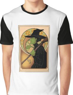 The Wicked Rise Up Graphic T-Shirt