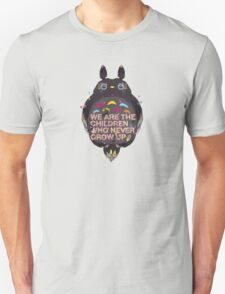 totoro we are the  children Unisex T-Shirt