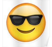 cool emoji Poster