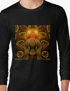 Temple of The Ascended Long Sleeve T-Shirt