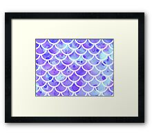 Mermaid Days Framed Print