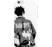 Kuroo's Back iPhone Case/Skin