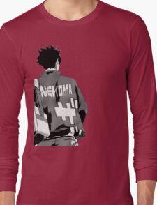 Kuroo's Back Long Sleeve T-Shirt