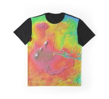 wow planet, USA Graphic T-Shirt