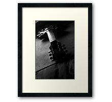 Les Paul (v5) Framed Print