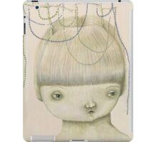 Left Hanging iPad Case/Skin